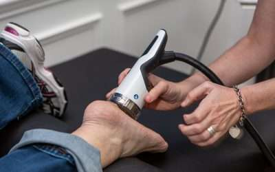 Shockwave Therapy And Cold Laser For Plantar Fasciitis